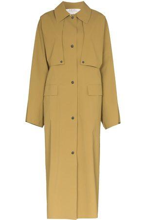 Kassl Editions Women Coats - Button-up coat