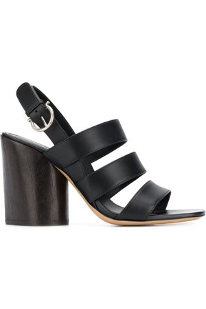 Salvatore Ferragamo Three-strap sandals