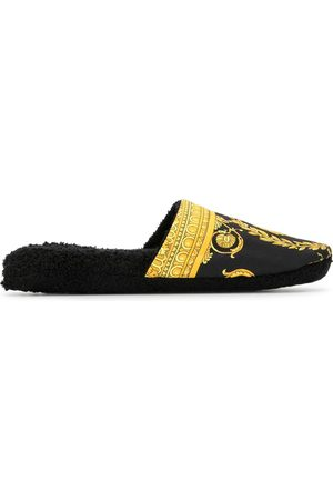VERSACE Medusa Barocco house slippers