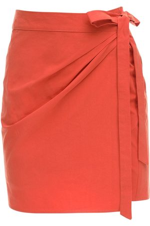 Ciao Lucia Ponza Cotton Poplin Mini Skirt