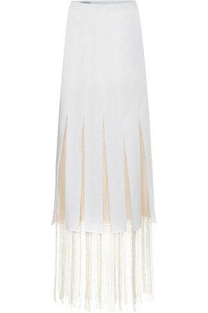 GABRIELA HEARST Harmonia linen skirt