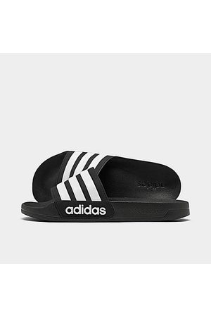 adidas Men's Adilette Shower Slide Sandals in Size 9.0