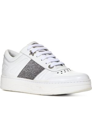 Jimmy Choo Women's Hawaii 5 Platform Sneakers