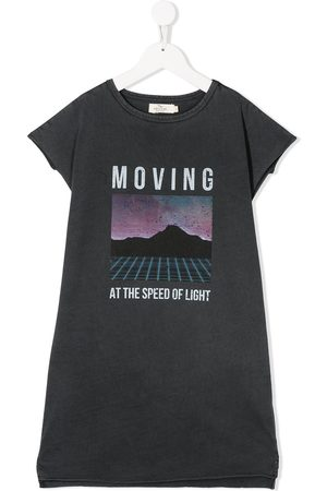 Le pandorine Speed of light T-shirt dress