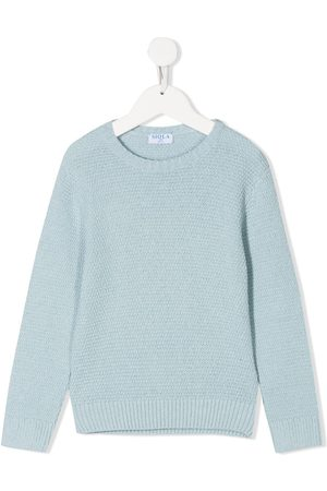 SIOLA Boys Sweaters - Knitted crew-neck jumper