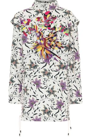 Isabel Marant Women Printed Dresses - Givens floral cotton minidress