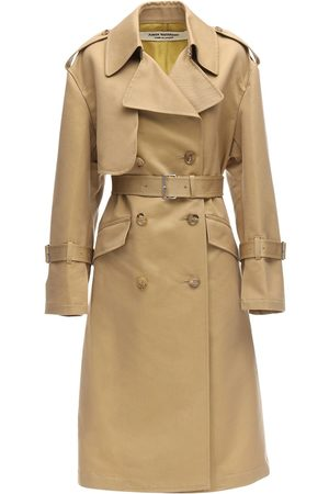 JUNYA WATANABE Cotton Twill Trench Coat