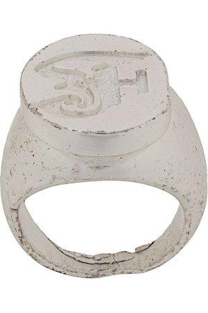 Gianfranco Ferré Pre-Owned Women Rings - 2000s monogram ring