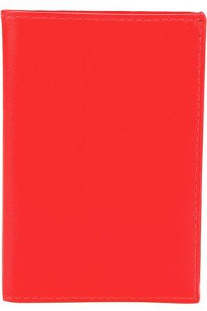 Comme des Garçons Wallets - Colour block billfold wallet