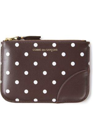 Comme des Garçons Wallets - Polka Dots Printed' purse
