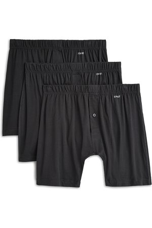 2Xist 2(X)Ist Pima Knit Boxers, Pack of 3