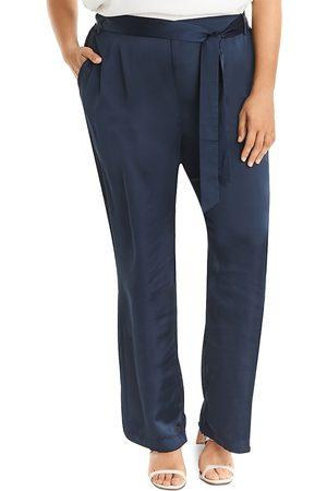 Estelle Women Pants - Riviera Satin Pants