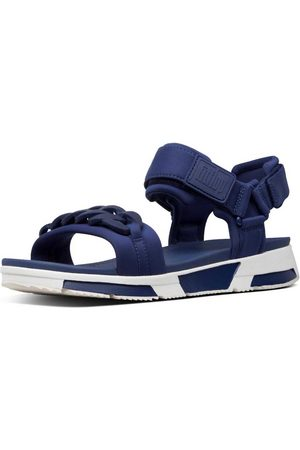 FitFlop Heda Chain Back-strap EU 37 Midnight Navy