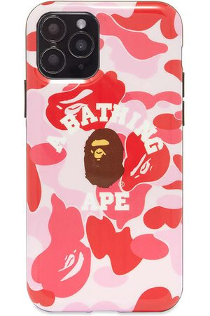 AAPE BY A BATHING APE ABC Camo College iPhone 11 Pro Case