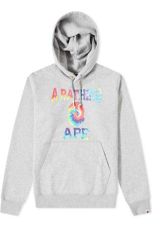 AAPE BY A BATHING APE Tie Dye Popover Hoody