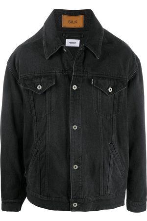 Doublet Men Denim Jackets - Button-down jacket
