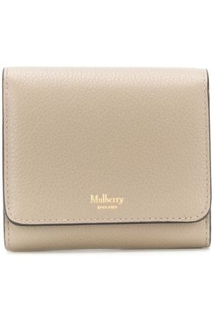MULBERRY Small french wallet - Grey