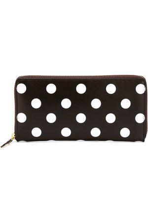 Comme des Garçons Wallets - Polka Dots Printed wallet