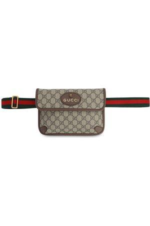 Gucci Gg Supreme Fabric Belt Bag