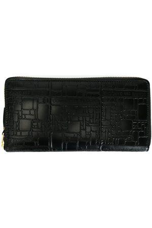 Comme des Garçons Wallets - Embossed Logo' wallet