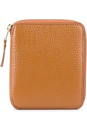 Comme des Garçons Colour inside zip wallet