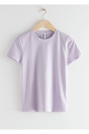 & OTHER STORIES Organic Cotton T-Shirt