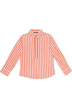 Brunello Cucinelli Exclusive to Mytheresa – Striped cotton shirt