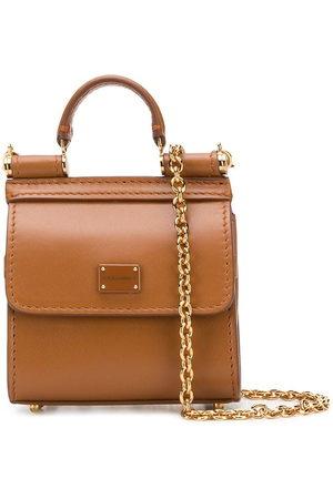 Dolce & Gabbana Micro Sicily 58 tote bag