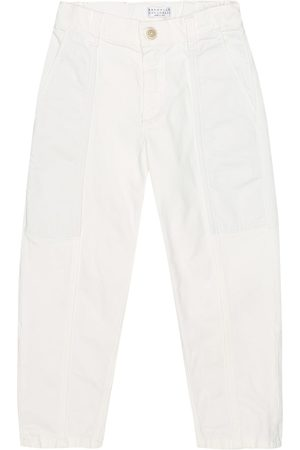 Brunello Cucinelli Exclusive to Mytheresa – Stretch-cotton jeans