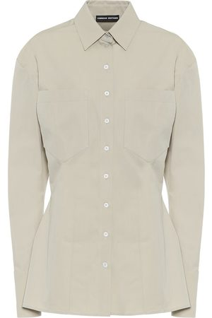 Kwaidan Editions Cotton poplin shirt