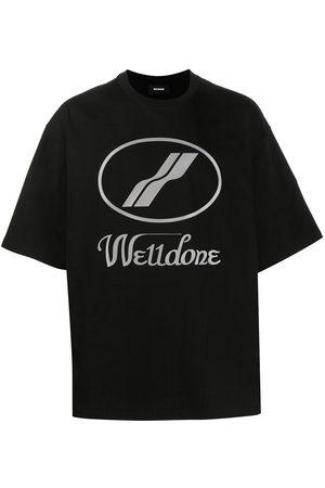 We11 Done Oversized T-shirt