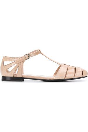 Church's Rainbow T-bar sandals - Neutrals