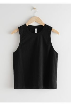 & OTHER STORIES Relaxed Tank Top