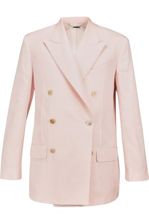 Givenchy Double breasted oversize jacket
