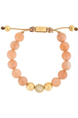 Nialaya Women Bracelets - Moonstone beaded bracelet