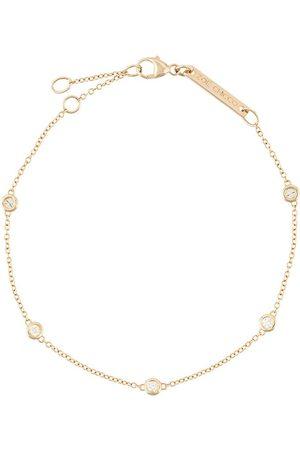 Zoe Chicco Women Bracelets - 14kt five floating diamond bracelet