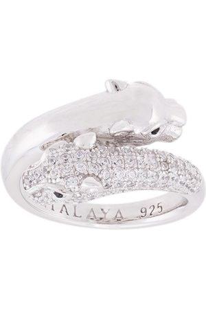 Nialaya Panther twisted ring