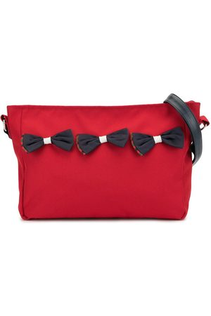 Familiar Boys Bow Ties - Bow detail shoulder bag