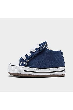 Converse Boots - Boys' Infant Chuck Taylor All Star Cribster Crib Booties in Size 2.0 Canvas/Lace