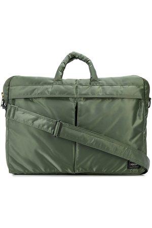 PORTER-YOSHIDA & CO Men Laptop Bags - Multi-pocket silk laptop bag