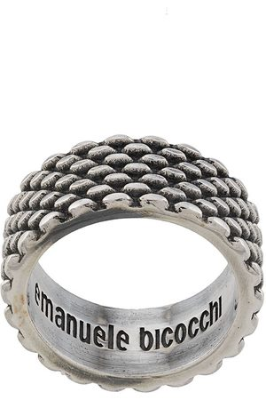 EMANUELE BICOCCHI Rings - Tyre band ring