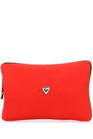 Rossignol Logo-patch laptop sleeve 27cmx39cm