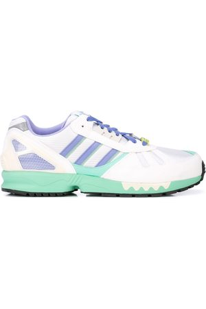 adidas Colour blocked low top sneakers