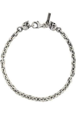 Emanuele Bicocchi Bracelets - Tiny skull bracelet