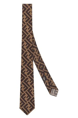 Fendi Men Neckties - TIE