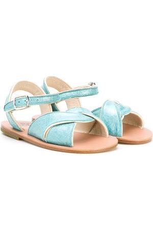 PèPè Low-heel open-toe sandals