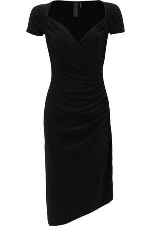 Norma Kamali Sweetheart-neckline Jersey Dress - Womens