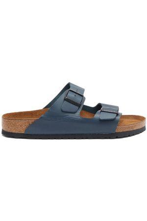 Birkenstock Men Sandals - Arizona Leather Sandals - Mens
