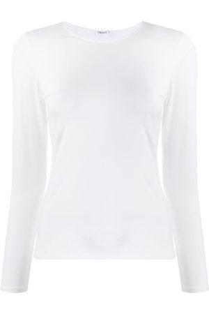 Filippa K Long sleeve fitted T-shirt