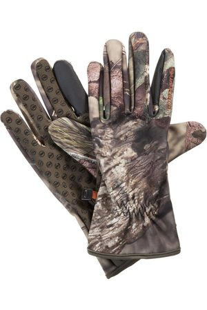 Acorn Men's Whitetail Bow Touchtip Gloves